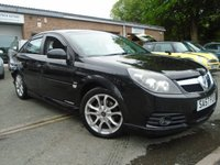 USED 2007 57 VAUXHALL VECTRA 2.0 SRI T 16V 5d 175 BHP GREAT VALUE+NEW MOT ON SALE