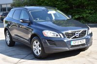 USED 2012 12 VOLVO XC60 2.0 D3 DRIVE ES 5d 161 BHP AIR CON DIESEL MANUAL CAR TWO OWNERS F/SH AIR CONDITIONING