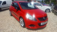 USED 2009 59 VAUXHALL CORSA 1.6 VXRACING 3d 192 BHP
