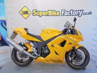 USED 2005 55 TRIUMPH DAYTONA 650  GOOD & BAD CREDIT ACCEPTED, OVER 300+ BIKES