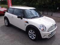 USED 2007 07 MINI HATCH ONE 1.4 ONE 3d 94 BHP **Lovely car with excellent fuel economy**