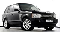 USED 2005 55 LAND ROVER RANGE ROVER 4.2 V8 Supercharged Vogue SE 5dr *Full L/Rover Service Record*