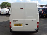 USED 2013 13 FORD TRANSIT 2.2 260 1d 99 BHP