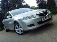 2004 MAZDA 6 2.0 TS D 5d 135 BHP £1299.00