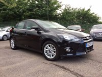 USED 2013 13 FORD FOCUS 1.6 TITANIUM TDCI 115 5d LOW TAX NO DEPOSIT PCP/HP FINANCE ARRANGED , APPLY HERE NOW