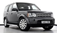 USED 2013 63 LAND ROVER DISCOVERY 4 3.0 SD V6 XS 4x4 5dr Auto [8] Stunning Example, Great Spec!