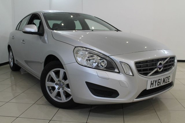 View our 2011 61 VOLVO S60 1.6 DRIVE ES S/S 4DR 113 BHP