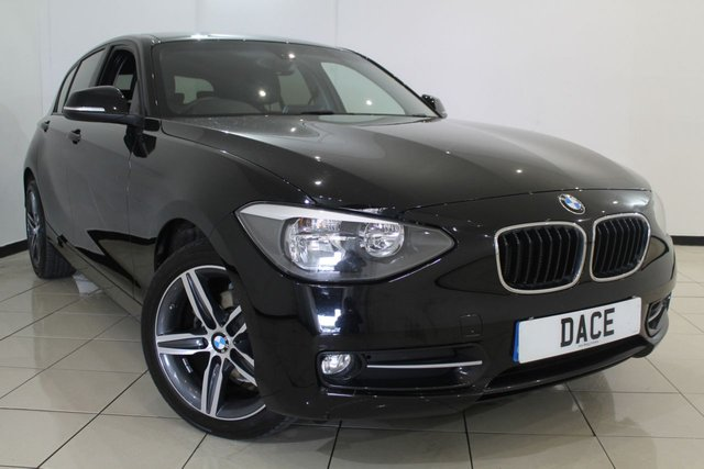 View our 2015 64 BMW 1 SERIES 2.0 116D SPORT 5DR 114 BHP