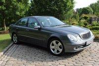 USED 2005 MERCEDES-BENZ E CLASS 3.2 E320 CDI AVANTGARDE 4d AUTO 204 BHP Full years MOT