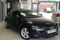 USED 2009 09 AUDI TT 2.0 TFSI QUATTRO 3d AUTO 197 BHP FULL SERVICE HISTORY + HALF LEATHER SPORT SEATS + 17 INCH ALLOYS + CLIMATE CONTROL + ELECTRIC WINDOWS + BOSE SOUND SYSTEM