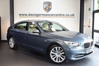 USED 2010 59 BMW 5 SERIES 3.0 530D SE GRAN TURISMO 5DR AUTO 242 BHP + FULL BEIGE LEATHER INTERIOR + FULL SERVICE HISTORY + PRO SATELLITE NAVIGATION + PANORAMIC SUNROOF + BLUETOOTH + HEATED SEATS + CRUISE CONTROL + CLIMATE CONTROL + PARKING SENSORS + 20 INCH ALLOY WHEELS +