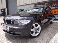 USED 2008 BMW 1 SERIES 1.6 116I SE 3d 121 BHP Excellent Condition for Age, No Deposit Finance Available