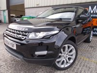 USED 2015 64 LAND ROVER RANGE ROVER EVOQUE 2.2 ED4 PURE 5d 150 BHP Excellent Condition, One Owner, FSH, Low Rate No Fee Finance Available