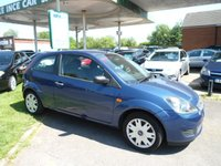 USED 2007 57 FORD FIESTA 1.6 STYLE 16V 3d AUTO 100 BHP