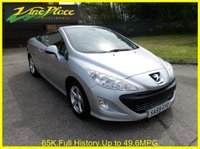 USED 2009 59 PEUGEOT 308 1.6 CC SPORT 2d 120 BHP +FULL SERVICE HISTORY+ISOFIX+AIR CON+