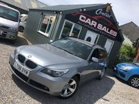 2006 BMW 5 SERIES 2.5 525D SE TOURING 5d 175 BHP £3995.00