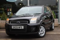 USED 2009 09 FORD FUSION 1.4 Zetec Climate 5dr Nortree Approved Vehicle
