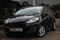 USED 2015 65 FORD FIESTA 1.5 TDCi Zetec 5dr Nortree Approved Vehicle