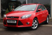 USED 2013 13 FORD FOCUS 1.6 TDCi Zetec 5dr Nortree Approved Vehicle