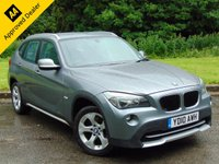 USED 2010 10 BMW X1 2.0 XDRIVE18D SE 5d  FULL SERVICE HISTORY & 128 POINT AA INSPECTED