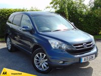 USED 2010 10 HONDA CR-V 2.2 I-DTEC EX 5d AUTOMATIC 128 POINT AA INSPECTED