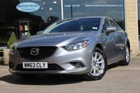 USED 2014 63 MAZDA 6 2.0 SKYACTIV-G SE-L Nav 4dr Nortree Approved Vehicle