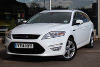 USED 2014 14 FORD MONDEO 2.0 TDCi ECO Titanium X Business 5dr Nortree Approved Vehicle