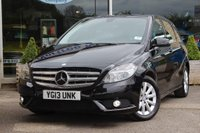 USED 2013 13 MERCEDES-BENZ B CLASS 1.8 B180 CDI BlueEFFICIENCY SE 7G-DCT 5dr (start/stop) Nortree Approved Vehicle