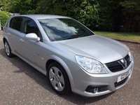 USED 2005 55 VAUXHALL SIGNUM 2.2 DIRECT 16V ELITE 5d AUTO 154 BHP 6 MONTHS PART AND LABOUR WARRANTY