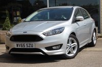 USED 2015 65 FORD FOCUS 1.5 T EcoBoost Zetec S 5dr (start/stop) Nortree Approved Vehicle