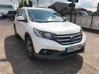 USED 2013 62 HONDA CR-V 2.0 I-VTEC SR 5d 153 BHP 1 Owner, Full Service History, Parking Aid - Rear Parking Camera, Telephone Equipment -Bluetooth Interface, Start/Stop System