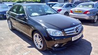 2010 MERCEDES-BENZ C CLASS 3.0 C350 CDI SPORT 4d AUTO 222 BHP £10995.00