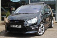 USED 2013 63 FORD S-MAX 2.2 TDCi Titanium X Sport 5dr Nortree Approved Vehicle