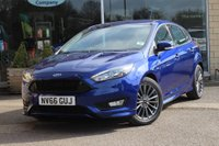 USED 2016 66 FORD FOCUS 1.5 TDCi ST-Line Hatchback 5dr (start/stop) Nortree Approved Vehicle