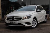 USED 2015 15 MERCEDES-BENZ A CLASS 1.6 A180 SE 5dr Nortree Approved Vehicle