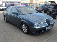 1999 JAGUAR S-TYPE}