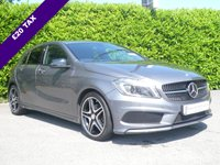 USED 2015 15 MERCEDES-BENZ A CLASS 1.5 A180 CDI AMG NIGHT EDITION 5d 107 BHP
