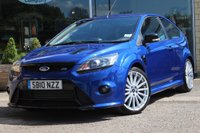 USED 2010 10 FORD FOCUS 2.5 RS 3dr Nortree Approved Vehicle