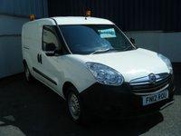 2012 VAUXHALL COMBO VAN 1.2 2300 L2H1 CDTI 1d 90 BHP £3995.00