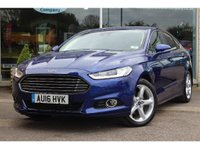 2016 FORD MONDEO 2.0 TDCi Titanium Powershift 5dr (start/stop) £SOLD