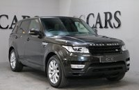 USED 2014 14 LAND ROVER RANGE ROVER SPORT 3.0 SDV6 HSE 5d 288 BHP PANORAMIC ROOF FULL LR HISTORY