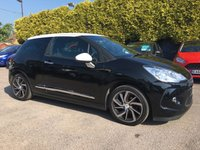 2015 CITROEN DS3 1.6 E-HDI DSTYLE PLUS 3d  STILL WITH CITREON WARRANTY £8000.00