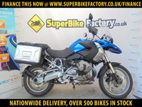 USED 2012 12 BMW R1200GS  GOOD & BAD CREDIT ACCEPTED, OVER 500+ BIKES