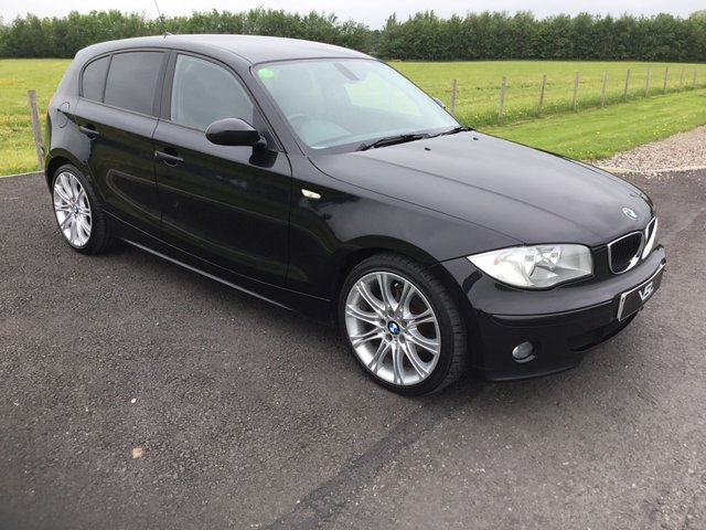 2005 BMW 1 SERIES 2.0 120D SE 5d 161 BHP