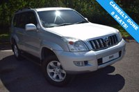 USED 2002 52 TOYOTA LAND CRUISER 3.0 LC3 8-SEATS D-4D 5d 161 BHP STUNNING 8 SEATER WITH FANTASTIC PRACTICALITY AND RELIABILITY!