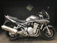 2008 SUZUKI GSF 650 BANDIT. 08. 10K. FSH. WATER COOLED. £2595.00