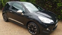 2011 CITROEN DS3 1.6 THP DSPORT PLUS 3d 150 BHP £5995.00