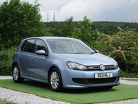 USED 2011 11 VOLKSWAGEN GOLF 1.6 S TDI BLUEMOTION 5d 103 BHP