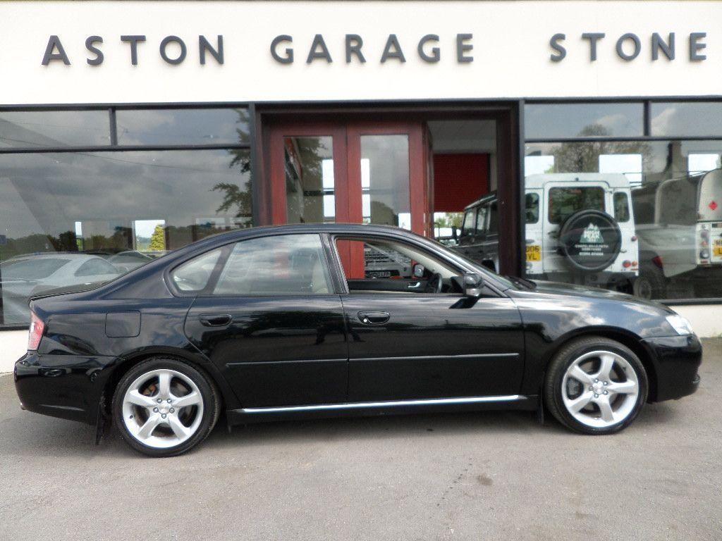 2004 Subaru Legacy R Awd £2,500