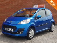 2013 PEUGEOT 107 1.0 ACTIVE 3d ** AIR CONDITIONING ** £SOLD